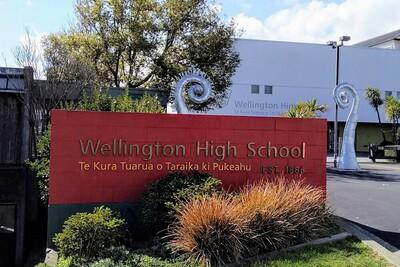 Schüleraustausch Neuseeland Nordinsel Wellington High School ODI
