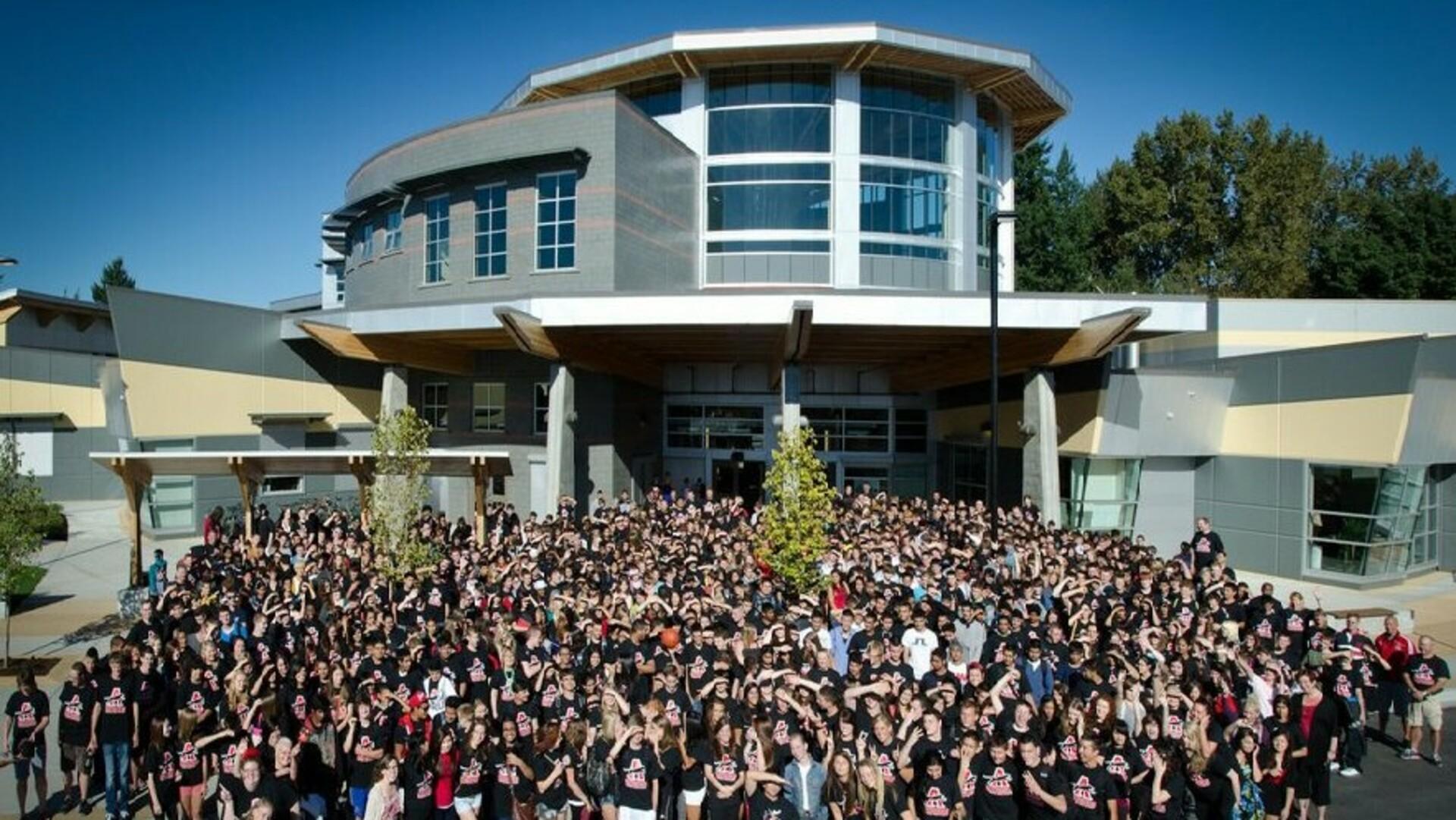 Schüleraustausch Kanada Schuldistrikte Abbotsford ODI