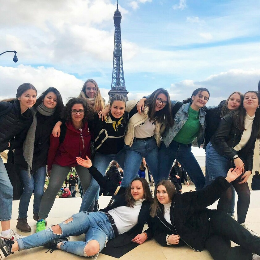 Schüleraustausch Frankreich ODI