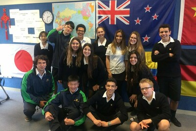 Schüleraustausch Neuseeland Nordinsel Green Bay High School ODI
