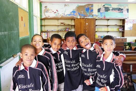 ODI Freiwilligendienst Südafrika Kinder
