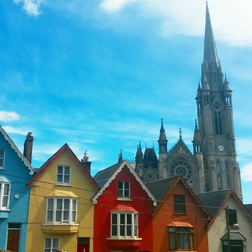 Kurzzeitprogramme Irland ODI