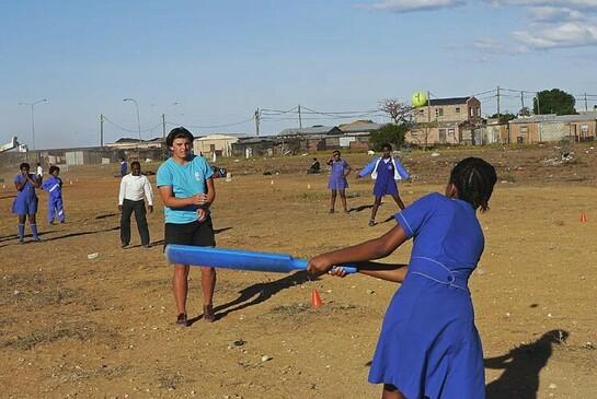 ODI Freiwilligendienst Südafrika Sport
