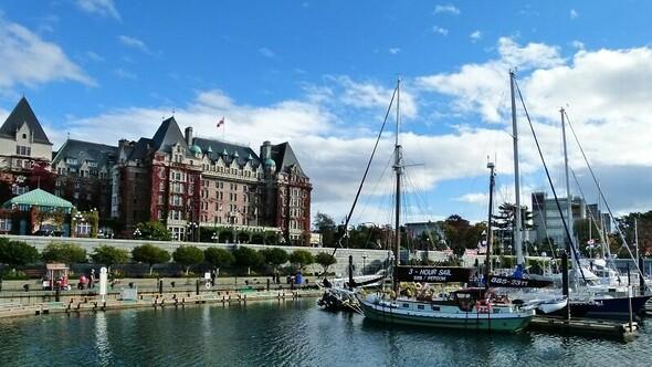 Schüleraustausch Kanada Schuldistrikte Greater Victoria ODI