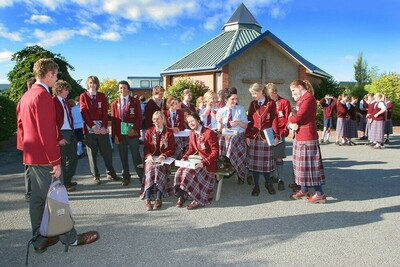 Schüleraustausch Neuseeland Südinsel Roncalli College ODI