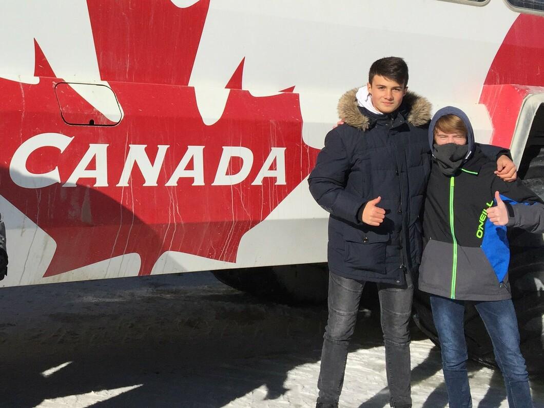Schüleraustausch Kanada Testimonial Nils ODI