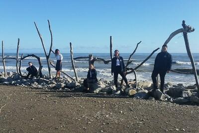 Schüleraustausch Neuseeland Südinsel Westland High School ODI