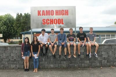 Schüleraustausch Neuseeland Nordinsel Kamo High School ODI