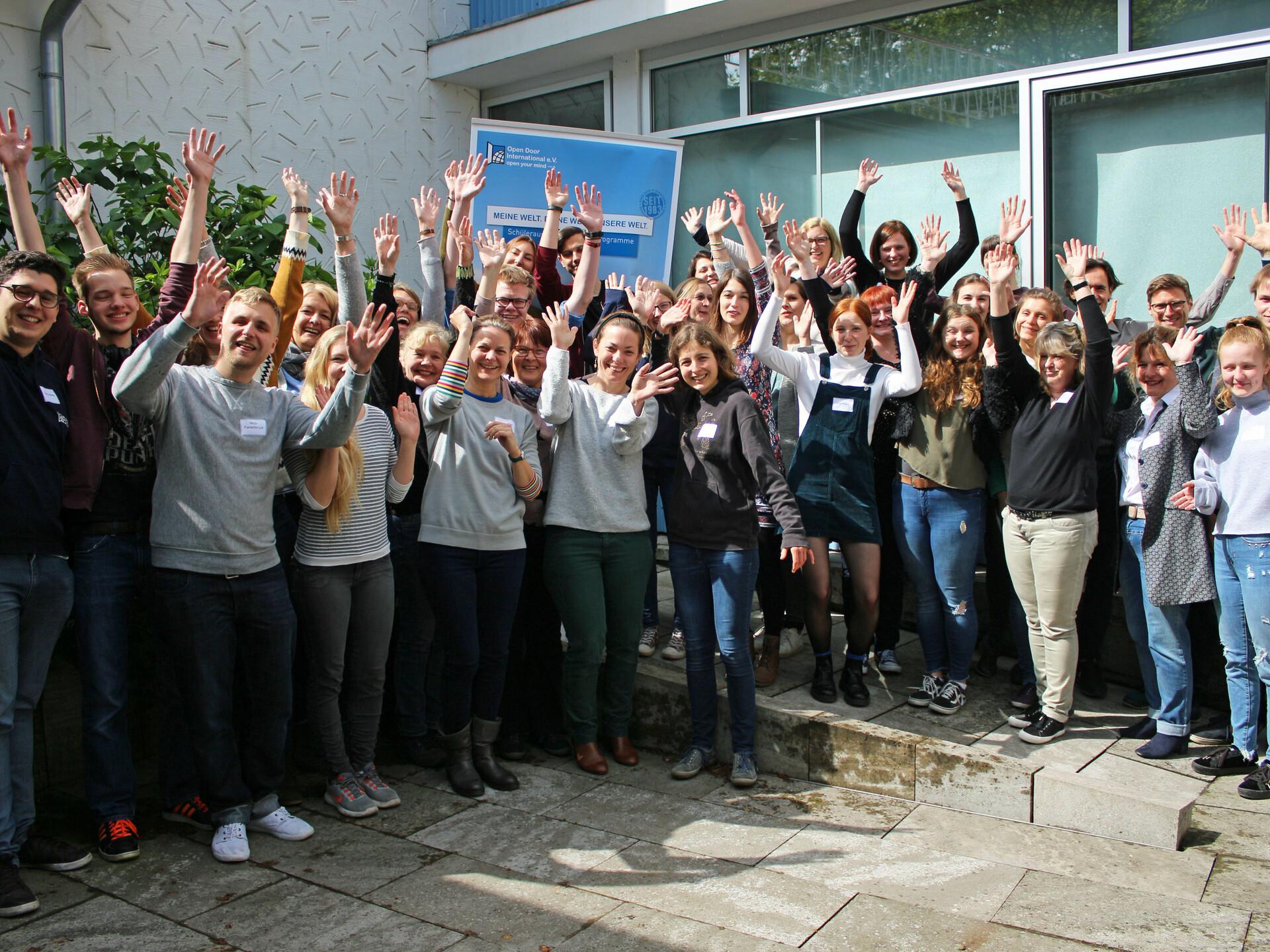 Schüleraustausch Lehrerinfos Schule als Gastgeber Unterstützung
