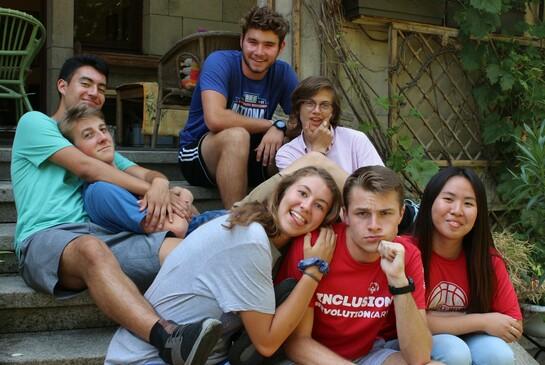 PPP Amerikanische Austauschschüler