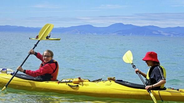 ODI Schüleraustausch Neuseeland Nordinsel