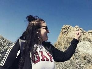 Schüleraustausch USA Erfahrungsbericht Renée ODI