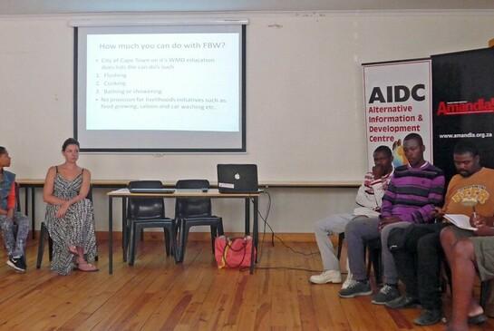 ODI weltwärts Freiwilligendienst Südafrika