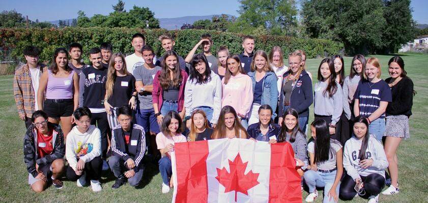 Schüleraustausch Kanada ODI