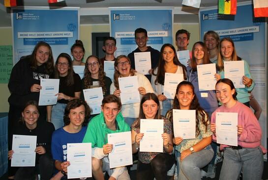 Schüleraustausch ODI Nachbereitungsseminar