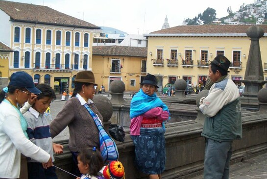 ODI Freiwilligendienst Ecuador