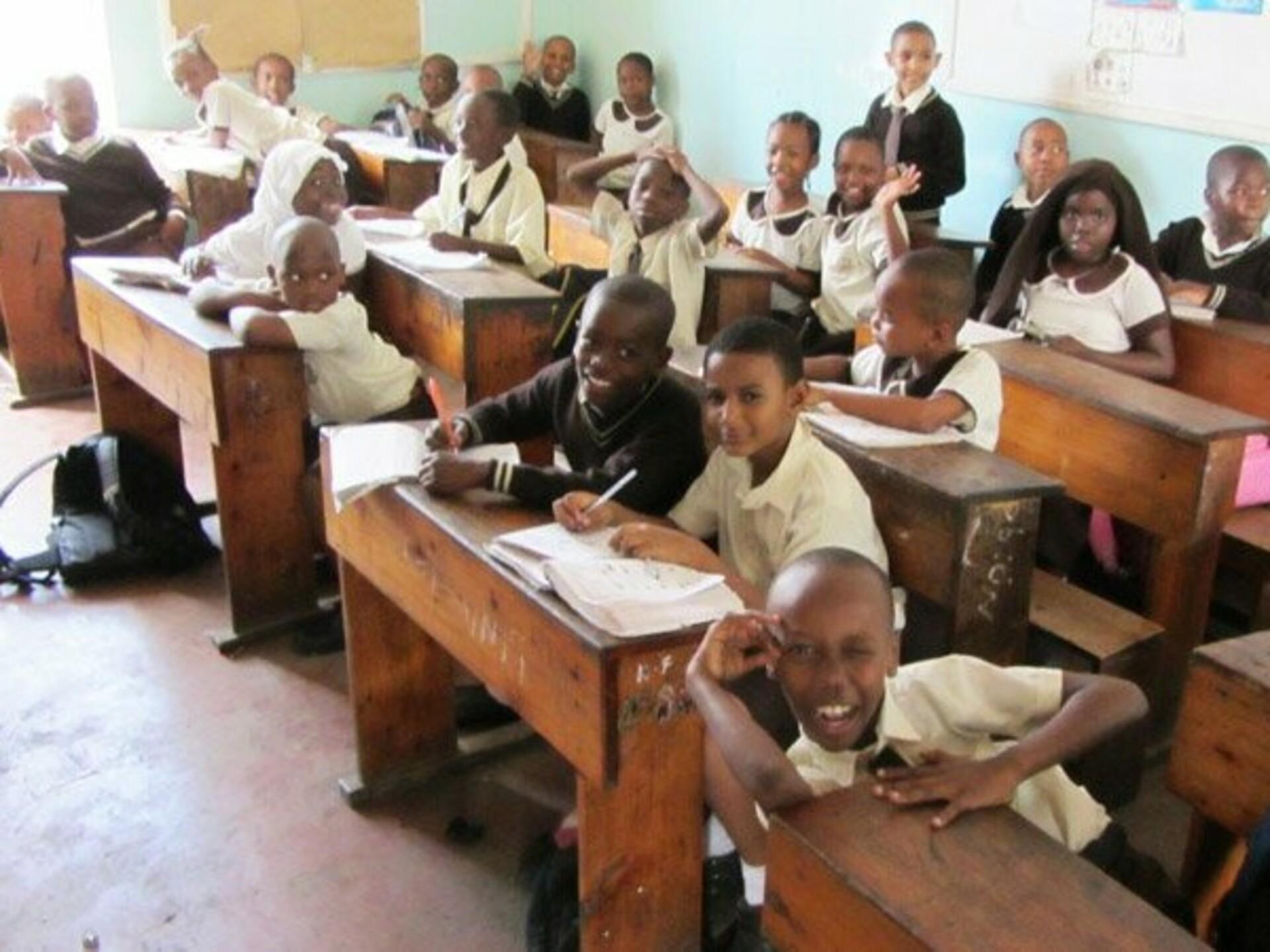 ODI Freiwilligendienst Tansania Schule