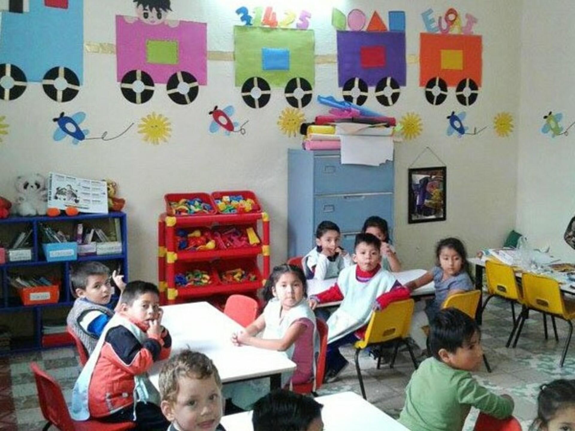 ODI weltwärts Freiwilligendienst Mexiko Kindergarten
