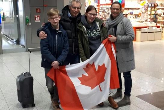 Schüleraustausch Kanada Elternstimme Hanna ODI