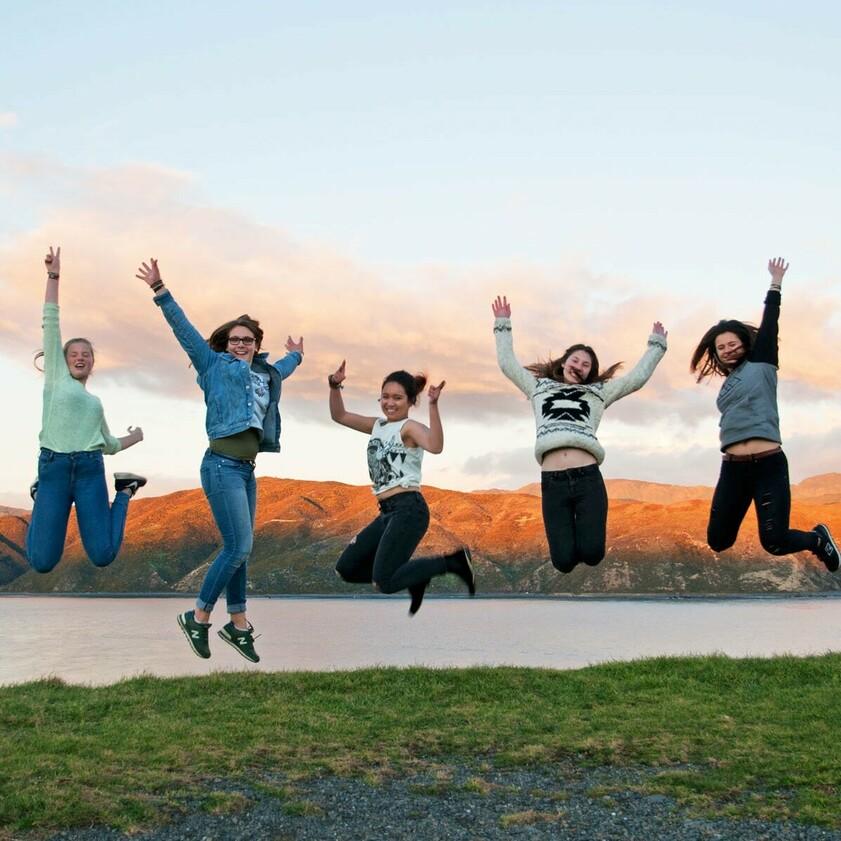 ODI Schüleraustausch Neuseeland KeyVisual