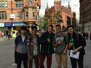 Schüleraustausch Großbritannien Erfahrungsbericht Lukas ODI