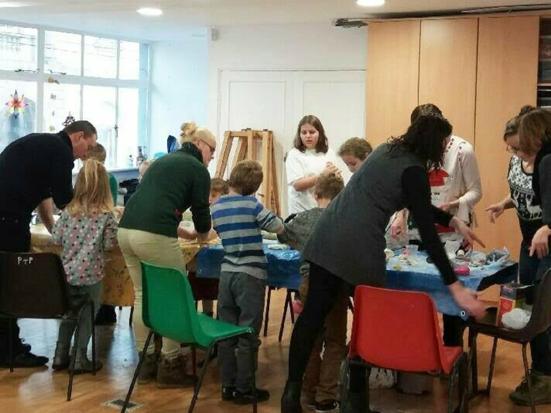 ODI Freiwilligendienst Irland Kunst
