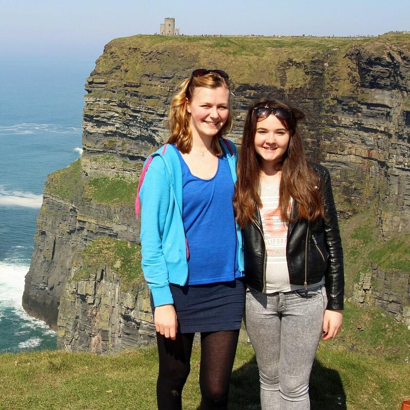 Schüleraustausch Irland ODI