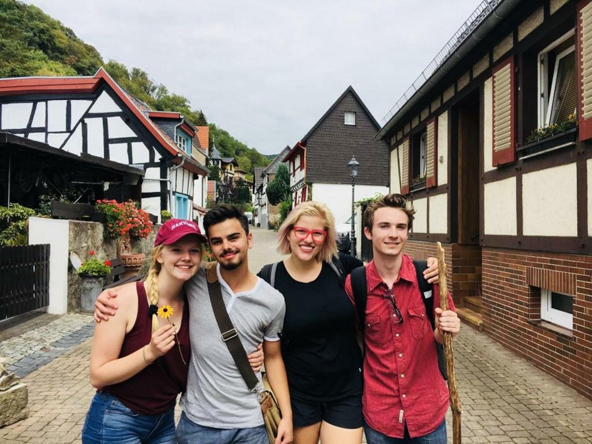 Schüleraustausch Lehrerinfos Schule als Gastgeber Deutschkenntnisse