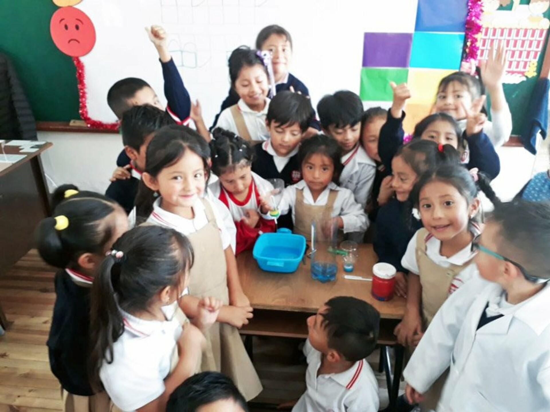 ODI weltwärts Freiwilligendienst Ecuador Kinder