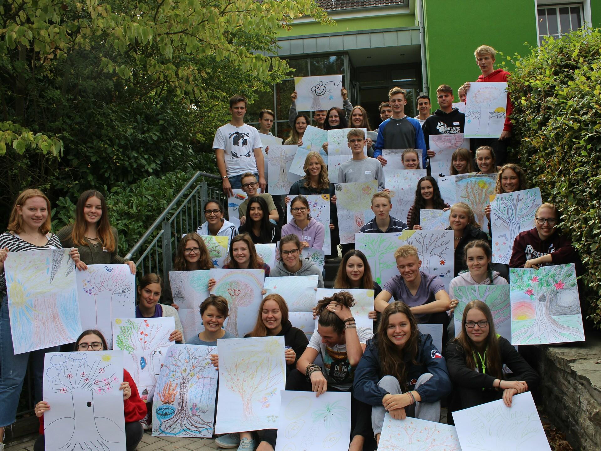 Schüleraustausch ODI Infos für Eltern Nachbereitung