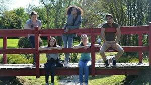 Schüleraustausch Frankreich Erfahrungsbericht Larissa ODI