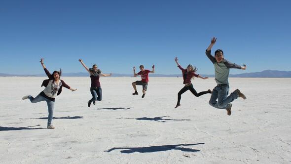 Schüleraustausch Argentinien ODI