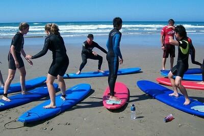 Schüleraustausch Neuseeland Nordinsel Taradale High School ODI