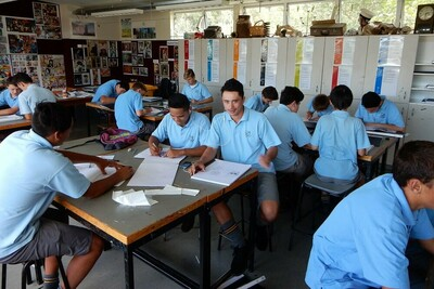 Schüleraustausch Neuseeland Nordinsel Whangarei Boys High School ODI