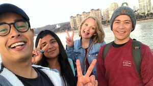 Schüleraustausch Chile Erfahrungsbericht Hannah ODI