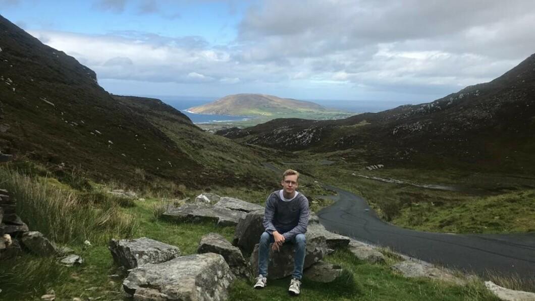 Schüleraustausch Irland Testimonial Mathias