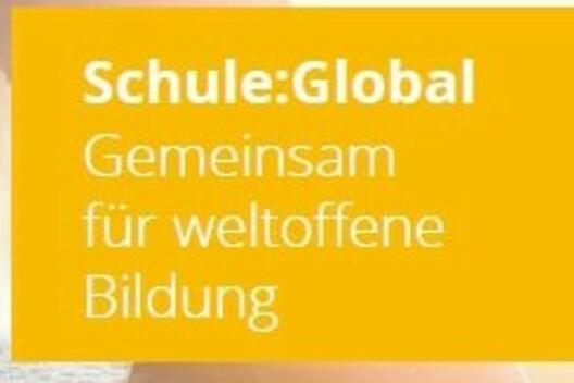 Flyer Schule:Global