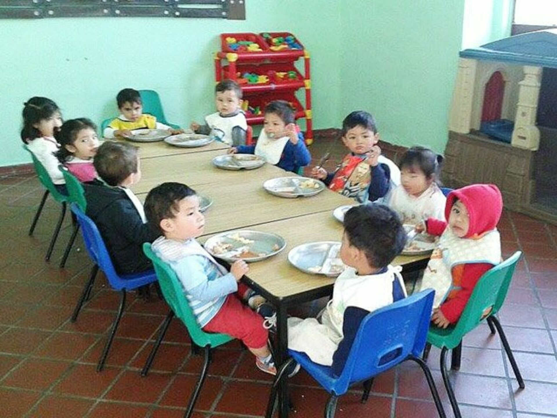 ODI Freiwilligendienst Mexiko Kindergarten