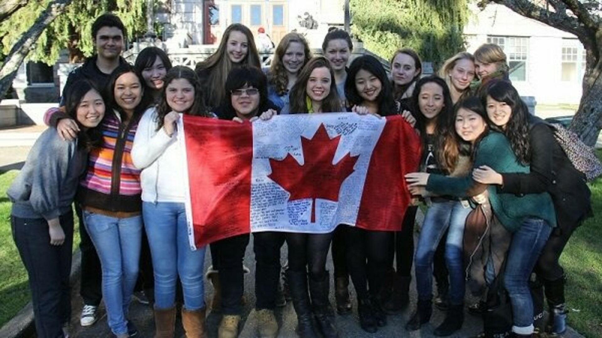 Schüleraustausch Kanada Schuldistrikte Richmond ODI