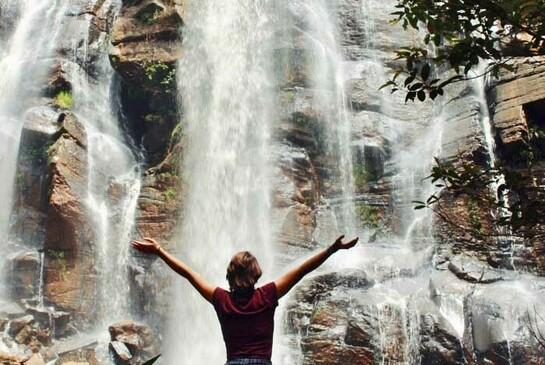 Freiwilligendienst Tansania Wasserfall
